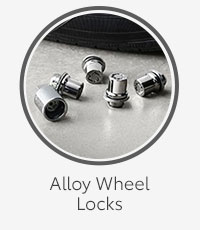 Alloy Wheel Lock